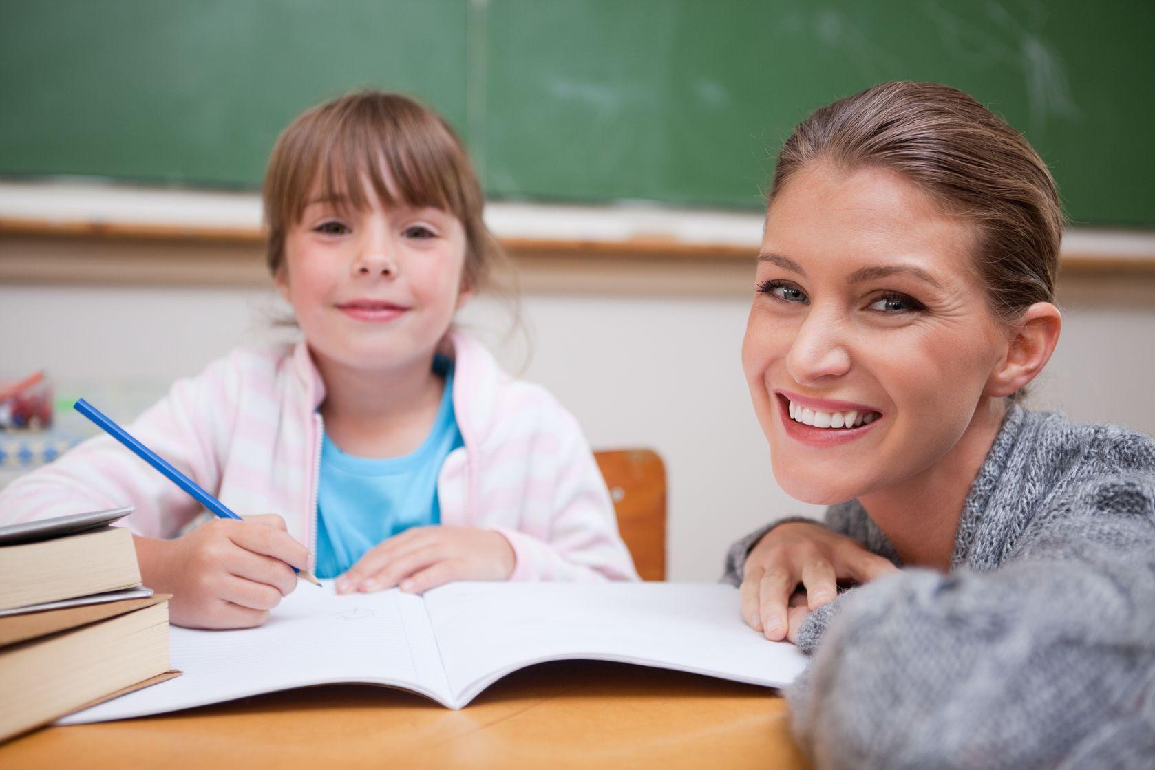 расскажем, картинки училка с учеником она купила участок