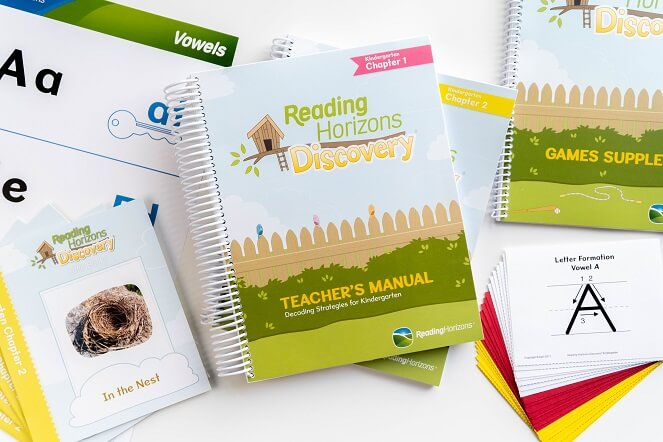 Elementary Reading and Spelling Curriculum
