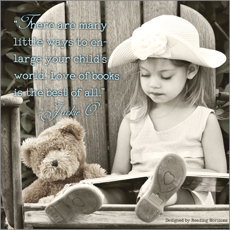 Jaqueline Kennedy quotes about reading