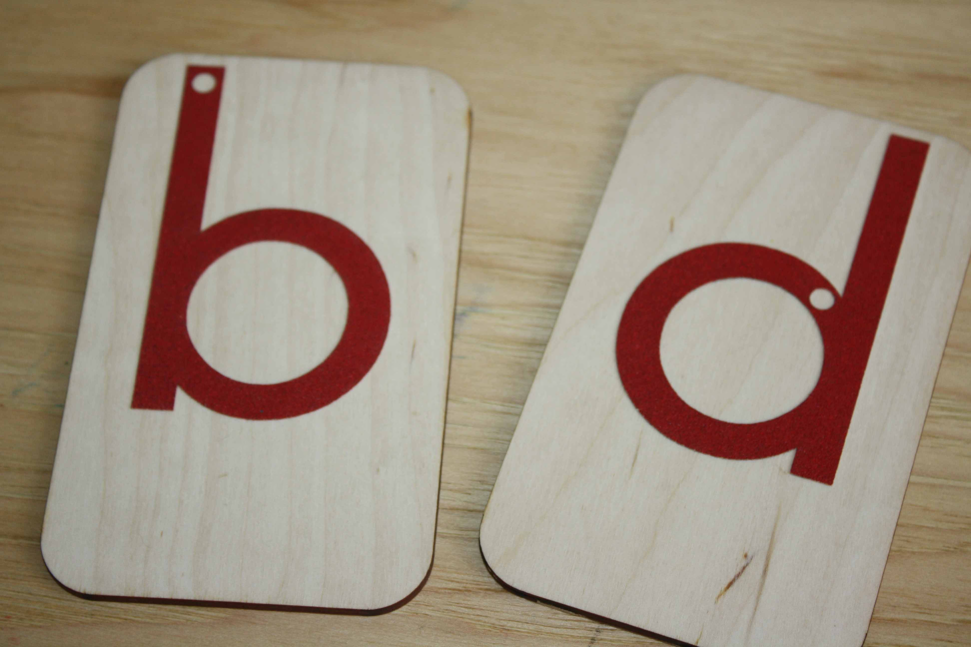 Tricks For Helping Students Correct B D Letter Reversals