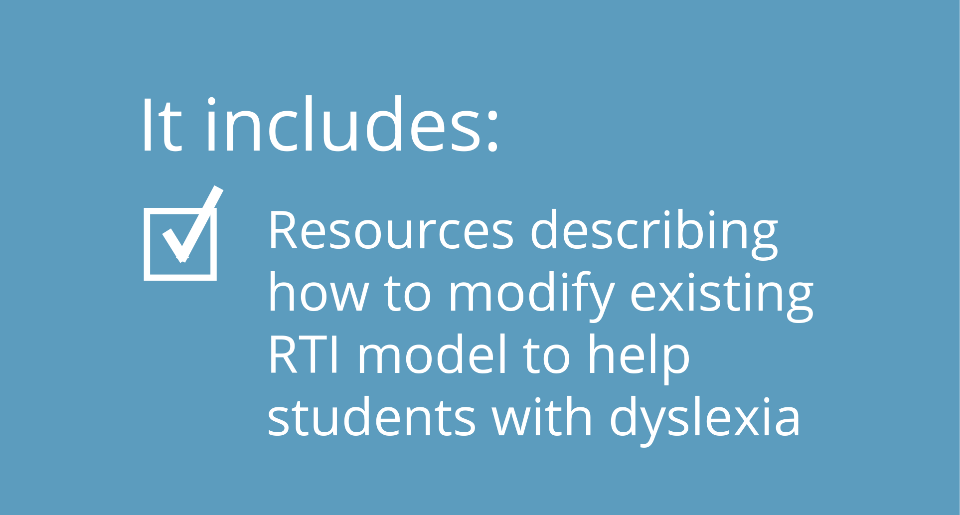Dyslexia Resources for Administrators - Reading Horizons